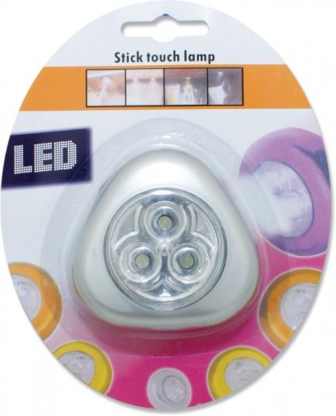 3er LED-Lampe mit Magnet