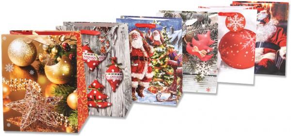 Geschenktüten Weihnachten Modern