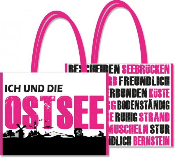 """Shopping-Bag """"Ich und... Ostsee"""""""