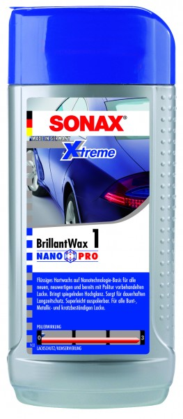 Sonax Xtreme Brillant Wax