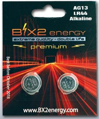 B!X2energy Alkaline AG13