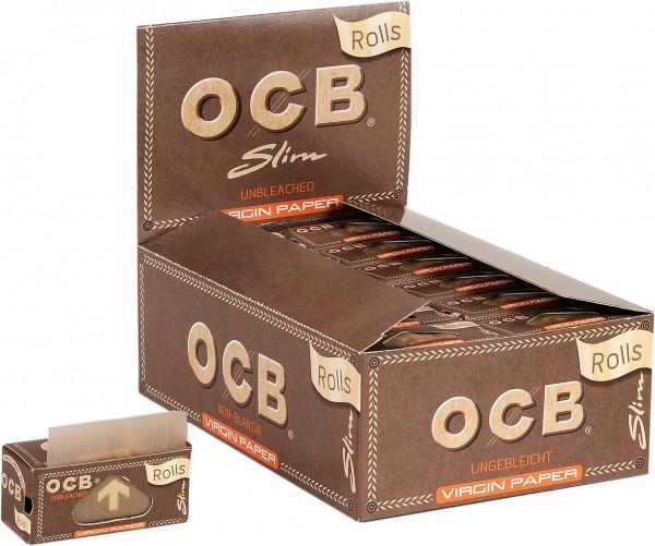 OCB Unbleached Rolls