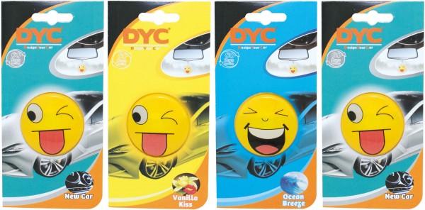 DYC Lufterfrischer Happy Membran