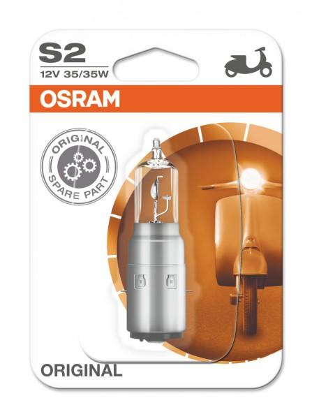 Osram Original S2, 12V Einzelblister