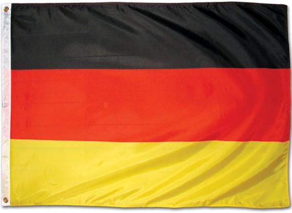 Deutschland-Flagge 90 x 60 cm