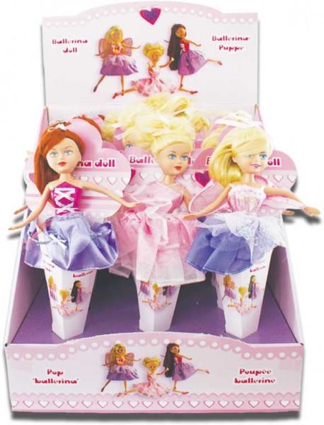 Puppe in Schultüte