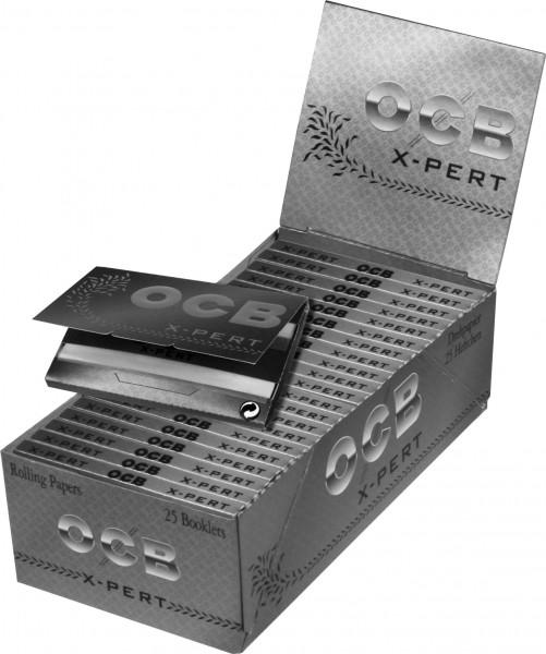 OCB X-Pert Silber kurz